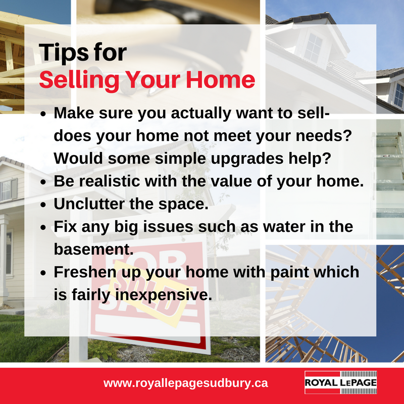 selling your home - Royal LePage North Heritage Blog on first home, buying new home, tiny houses on wheels home,